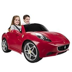 Review del Ferrari California para Niños