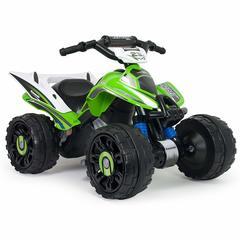 Review del Quad Kawasaki 12V