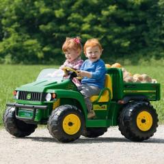 Comprar Tractor para Niños John Deere Gator