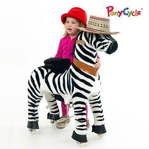 PonyCycle Cebra Marty