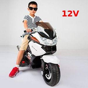 Las Mejores Motos Eléctricas de 12V para Niños