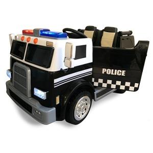 Camión de Policía 12v 2 plazas