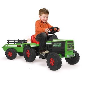 comprar tractores eléctricos para niños