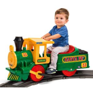 los mejores trenes eléctricos infantiles