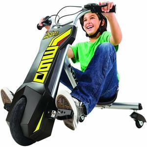 Triciclos eléctricos derrapadores