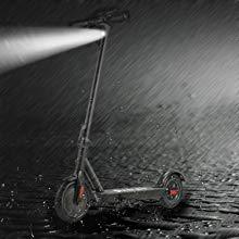 Usar patinetes eléctricos con lluvia