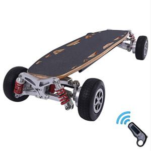 Los Mejores Skates Eléctricos Todoterreno